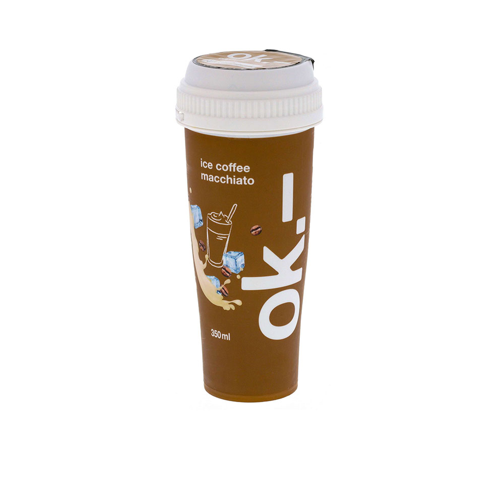 ok.– ice coffee macchiato