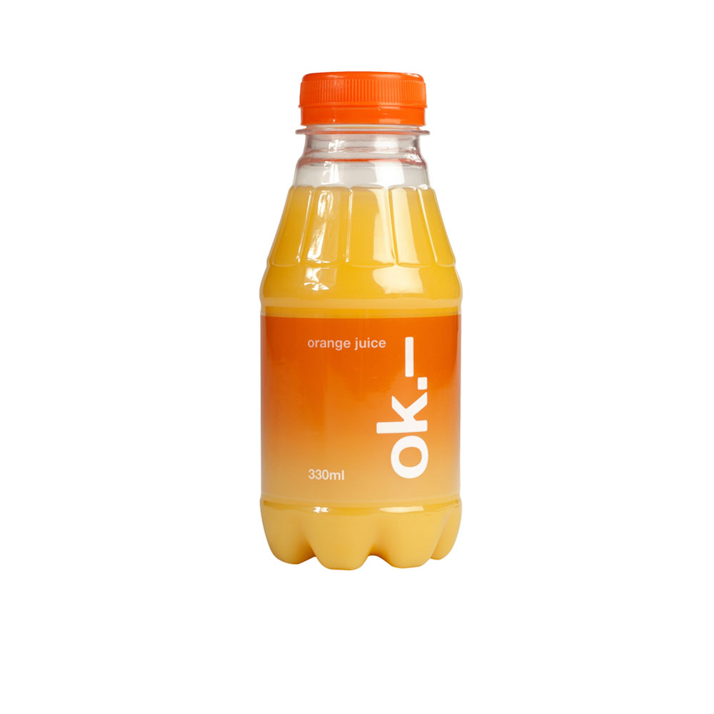 ok.– orange juice